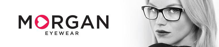 MORGAN Eyewear Glasses banner