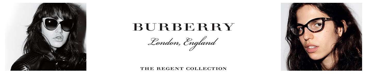 Burberry Glasses banner