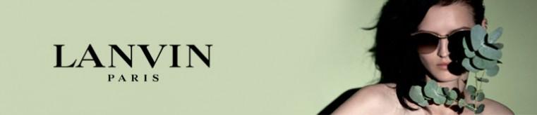 Lanvin Paris Eyeglasses banner