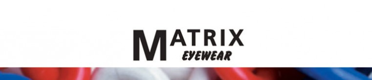 Matrix Eyeglasses banner