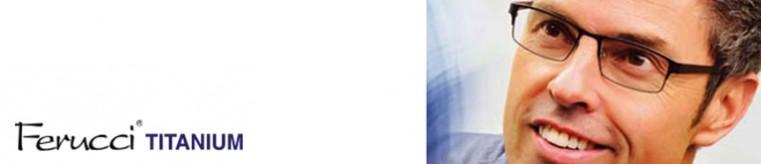 Ferucci Titanium Brillen banner