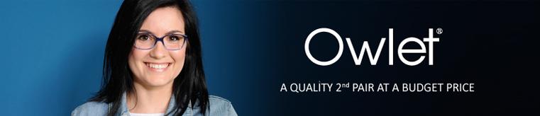 Owlet Glasses banner