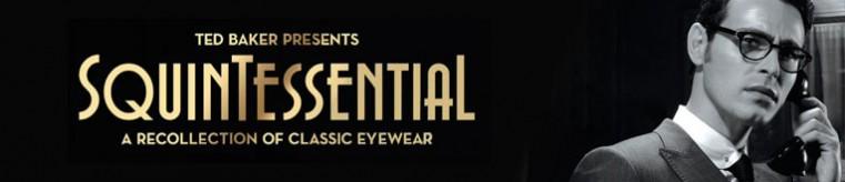 Ted Baker SQ Glasses banner