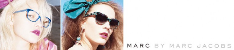 Marc by Marc Jacobs Glasses banner