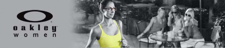 Oakley Ladies Brillen banner