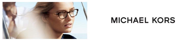MICHAEL KORS Glasses banner
