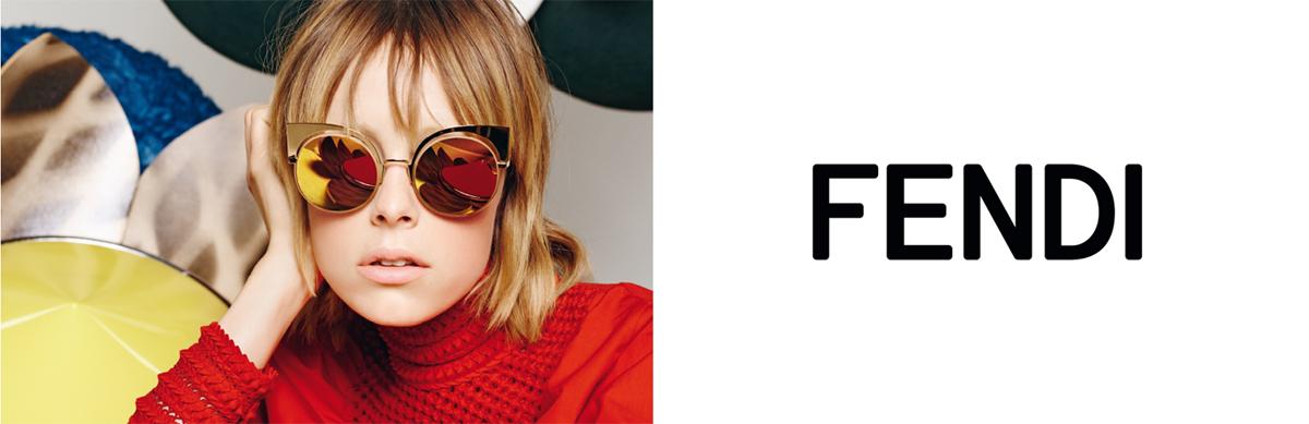 Fendi Glasses banner