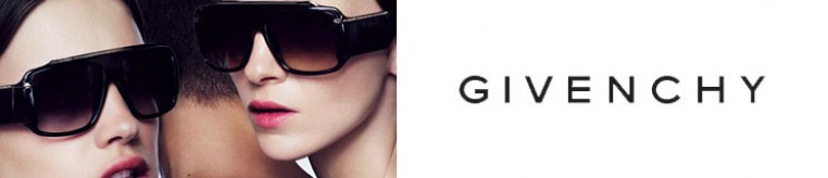Givenchy Glasses banner