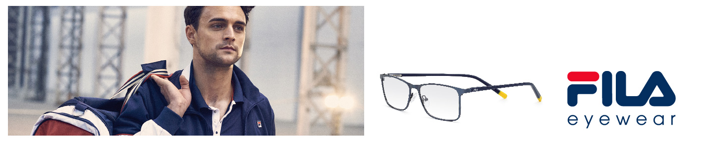 Fila Glasses banner