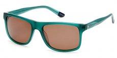 97E matte dark green / brown