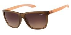 105P Matte brown/peach / Brown/peach grad - Polarised