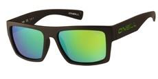 104P Matte black / Solid brown/green revo- Polarised
