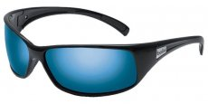 11051 Shiny Black / Polarized off shore Blue
