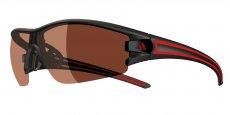 a403 00 6062 matt black/red LST polarized silver H+
