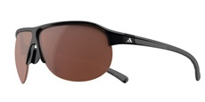 a178 00 6056 shiny black/grey LST Polarized silver