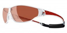 a189 00 6055 shiny white/red LST active silver H