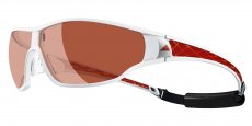 a190 00 6055 shiny white/red LST active silver H