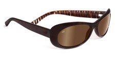 7630 BRONZE ZEBRA, POLARIZED DRIVER GOLD MIRROR