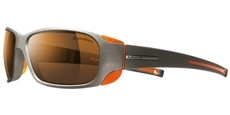 5051 Titanium / Orange / Brown