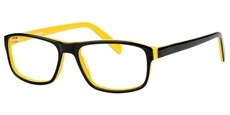 8636 Black / Yellow