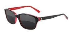 B14 Black/Red / Grey