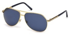 30V shiny endura gold / blue