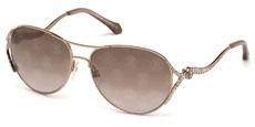 34F shiny light bronze / gradient brown