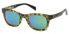 55R coloured havana / green polarized
