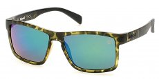 55R coloured havana / green polarized