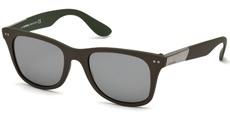 50C dark brown/other / smoke mirror