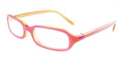C501 Bright Pink / Gold