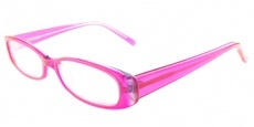 C412 Transparent Bright Pink