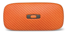 Oakley Accessories - Oakley Square O Hard Case - Persimmon