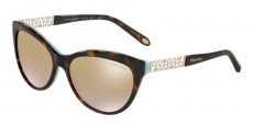 81346E HAVANA/BLUE/clear grad lt brown mirr gold