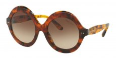 535713 DOUBLE TORTOISE/gradient brown