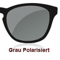 Grau Polarisiert