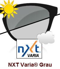 NXT Varia® Photochromatisch Grau