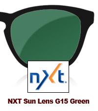 NXT Green Sun Lens