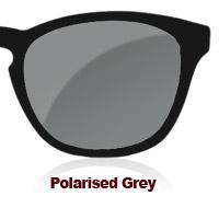 Polarised Grey Sun Lens